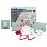 Single zone call system kit NC951/SS